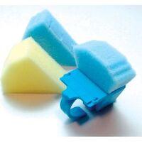 9516439 Endo Rings Endo Foam Inserts, 24 Blue/24Yellow, 48/Pkg., ERF
