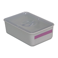 9538739 Tub Cup and Cover Double, Gray, 20Z472I