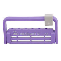 9536839 Bur Guards 12-Hole, Vibrant Purple, 50Z406R