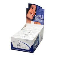 5251649 Sheer White Take-Home Teeth Whitening Strips Sheer White Whitening Film Intro Kit, 6/Pkg., 006-00081