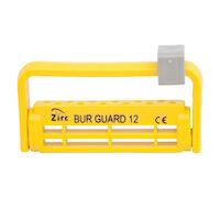 9536849 Bur Guards 12-Hole, Vibrant Yellow, 50Z406O