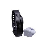 9342269 CordEze Autoclavable Wristband 8 mm, Black, CE8BLK