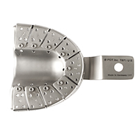 8900369 Windowtray Implant Impression Tray Upper Small, T875