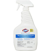 6600969 Clorox Germicidal Bleach Liquid Cleaner  Bottle, Floral Scent,22 oz. ,68967