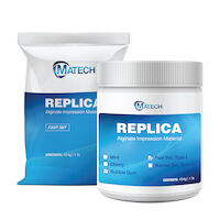 2211489 Replica Fast Set, Bulk Pack, Bubblegum, 1 lb./case, 20/Pkg., 300-203