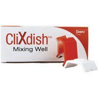 8139199 CliXdish Mixing Well Covered Mixing Well, 5/Box, 693006