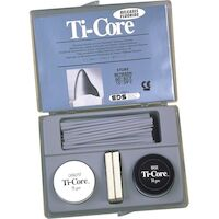 9530599 Ti-Core Build-Up Fluoride, Gray, Kit, 800-00